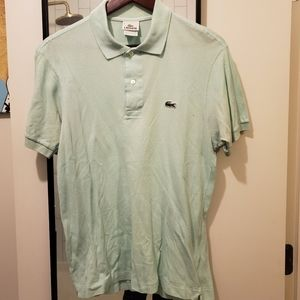 Mens Lacoste L1212 Polo Size Small
